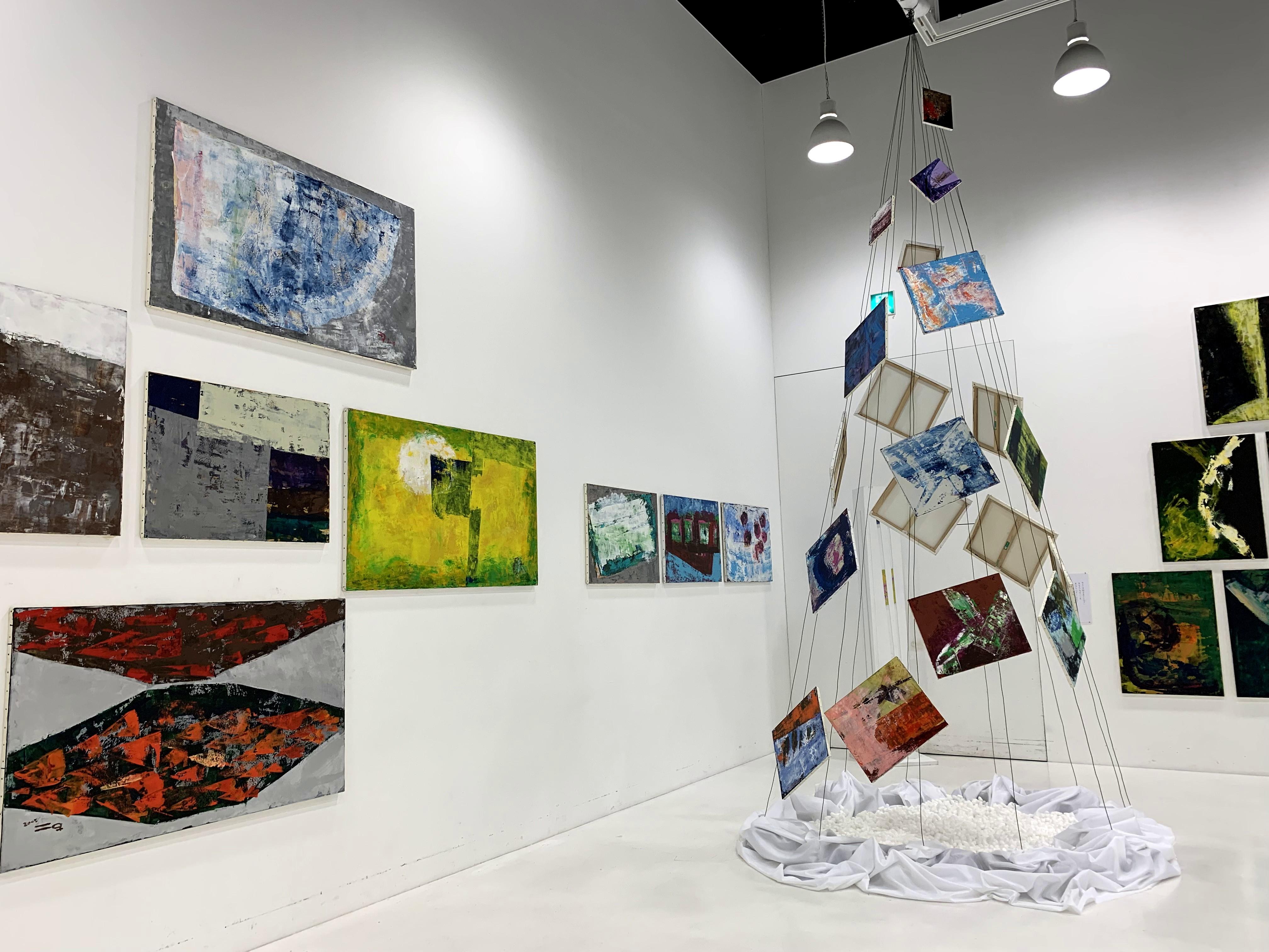 石澤暁夫 スーパーコラボ展Vol.2 出展作品