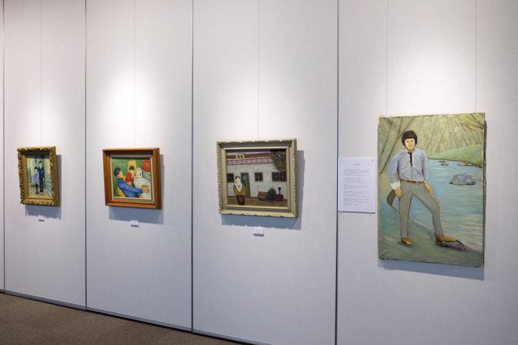 石澤信弥×石澤暁夫 父子展2019